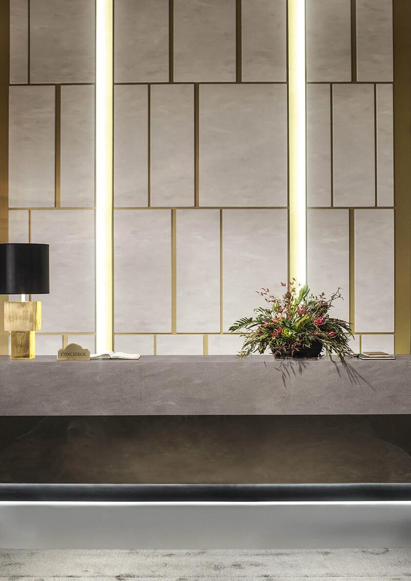 corian for reception counters corian solid surfaces corian rh corian uk
