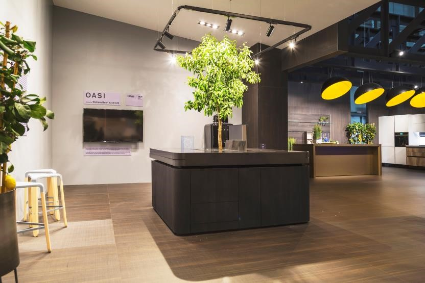 Corian® Design at 2018 Milan Design Week: once again, superior ...