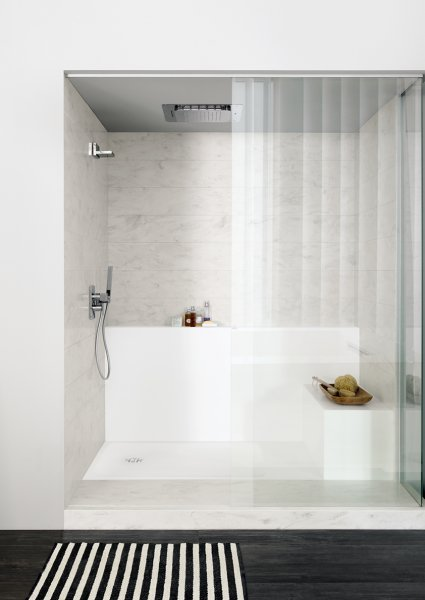 Shower Trays And Baths Corian 174 Solid Surfaces Corian 174