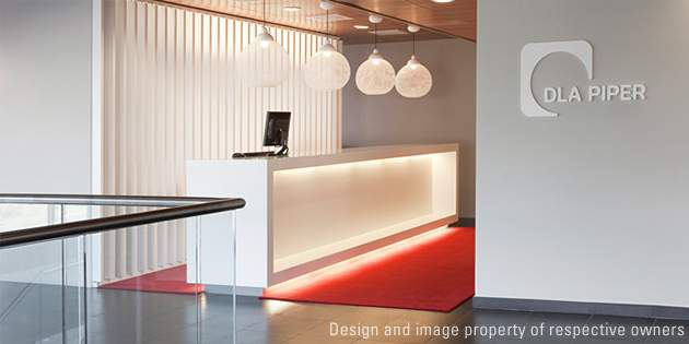 Dla Piper Law Firm Corian Solid Surfaces Corian